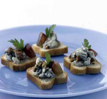 23 best images about opera food on pinterest for Canape ideas nigella