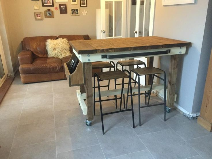 find this pin and more on industrial dining table