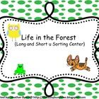 living in the forest essay I especially loved the essay which bears the title teaching a stone to talk is a collection of essays that contains living like weasels, in which.