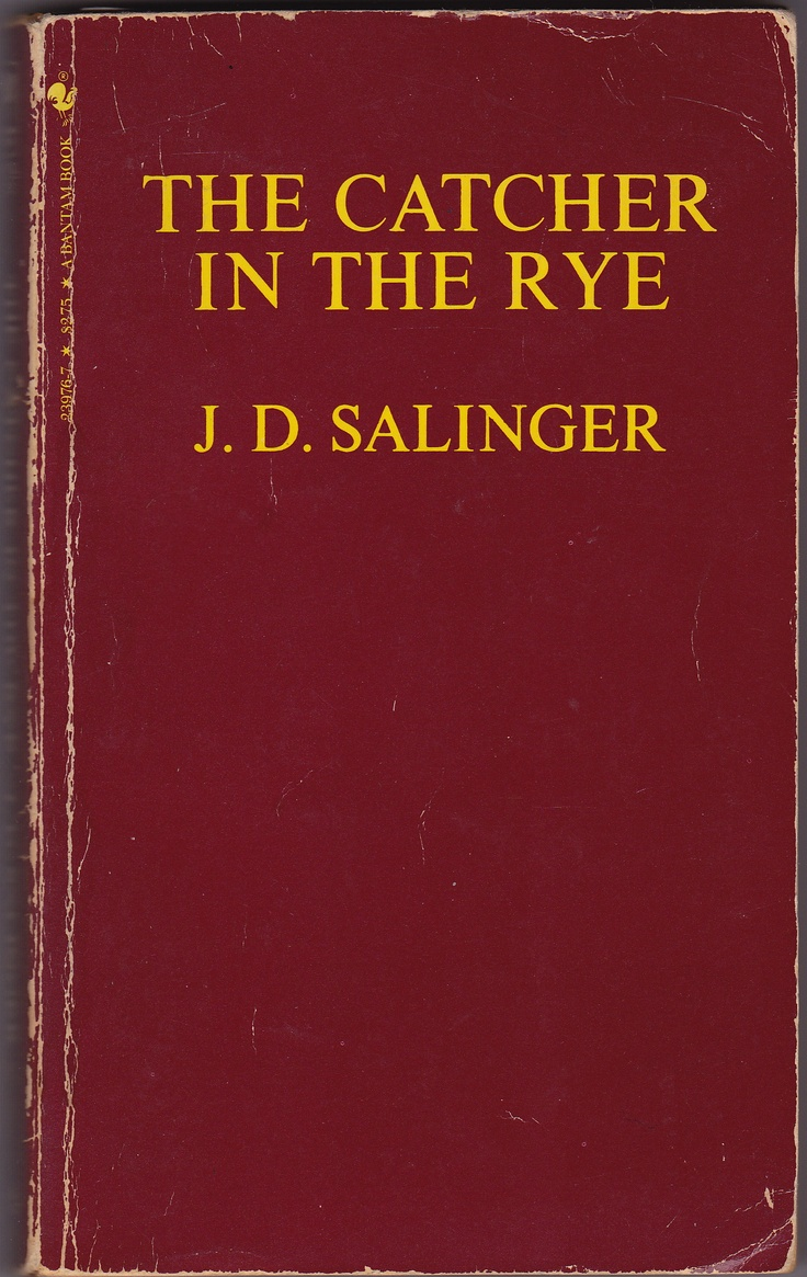 catcher in the rye holden as What does holden caulfield mean to you with his creator's death yesterday, intense discussion of just how influential jd salinger's idealist protagonist was in.
