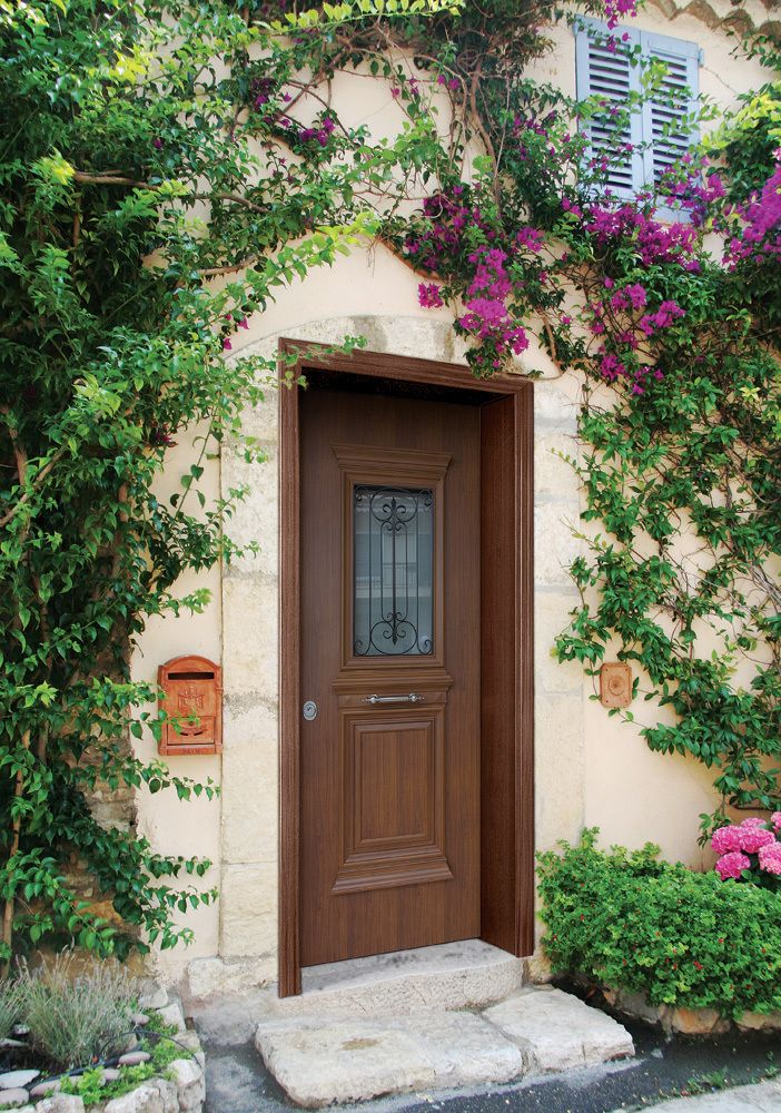 Exterior Safety Door Traditional Line ~ Golden Door