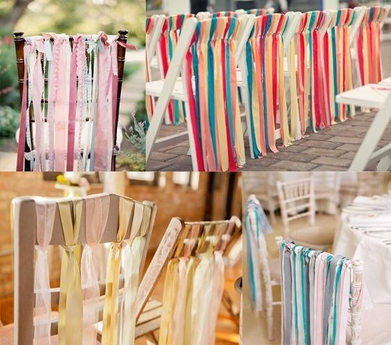 #ruban satin #ribbon #déco #mariage #wedding
