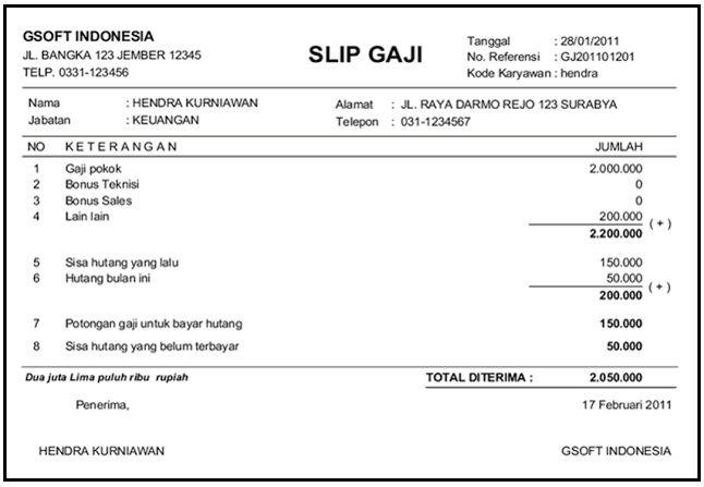 Contoh Payslip Sistem Slip Gaji Malaysia Payment System Microsoft Excel Pay Slip System Wecanfixhealthcare Info In 2020 Microsoft Excel Microsoft Microsoft Word 2007