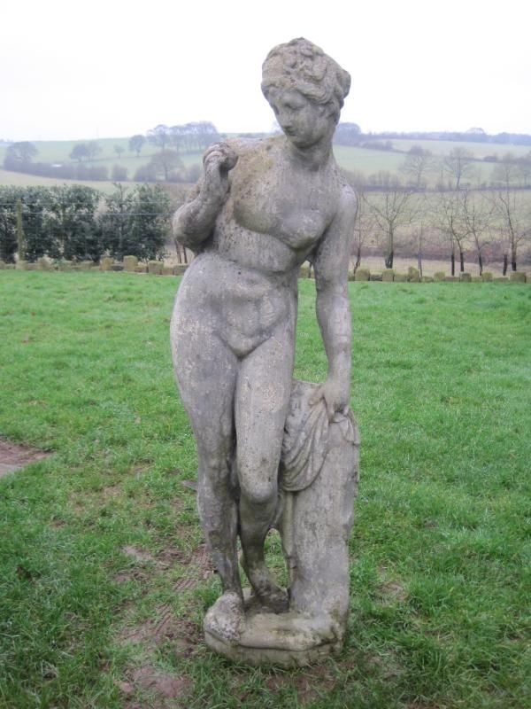 Superb UKAA Buy And Sell Antique Garden Statue   Venus Online And For Sale In Our  Architectural Reclamation Garden Statuary Antiques And Salvage Yard In  Cannock ...