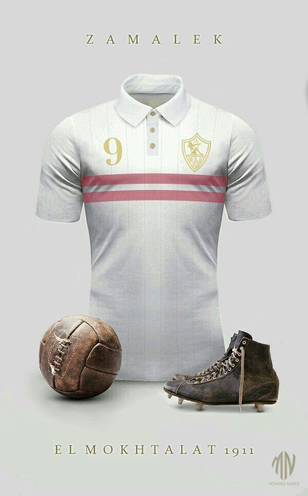 Zamalek S.C 1911 - Royal Club - Egypt - By @iambecko Mohamed Nasser #FightForWhite