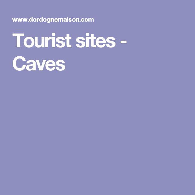 Tourist sites - Caves