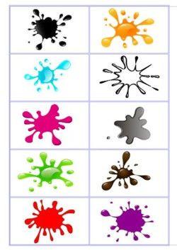 Bingo des couleurs