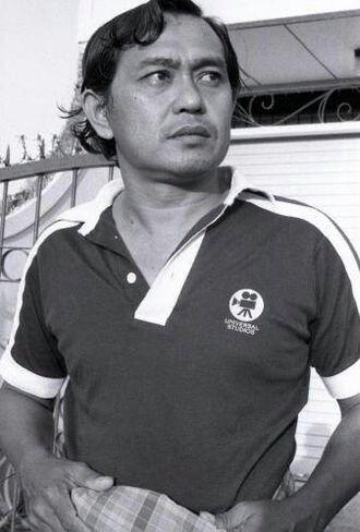 Arizal, sutradara beberapa film warkop, seperti Dongkrak Antik (1981) dan Pokoknya Beres (1983)