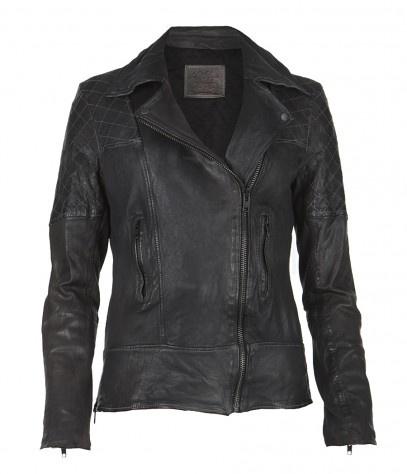All saints cruz leather jacket
