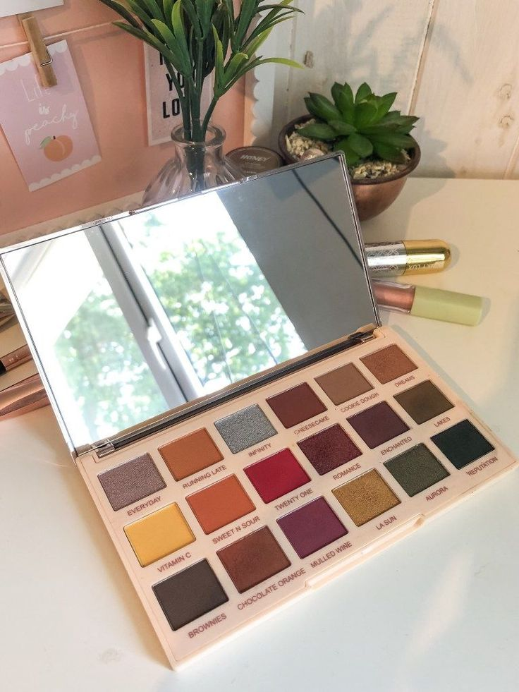Soph x Revolution EXTRA SPICE Palette Review – Small Beauty