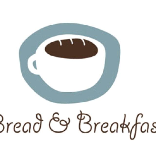 Bread and breakfast logo