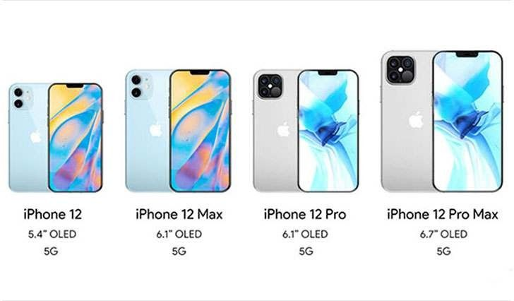 Apple Has Finalized The Design For Upcoming Iphone 12 Series In 2020 Iphone Iphone Price Apple