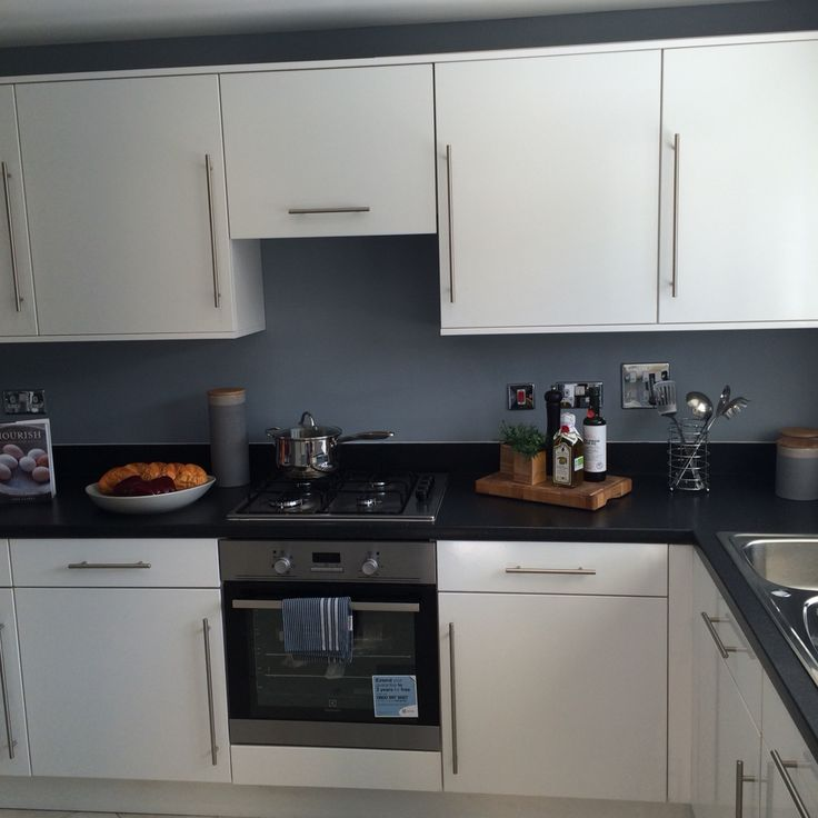 Kitchen persimmon showhome
