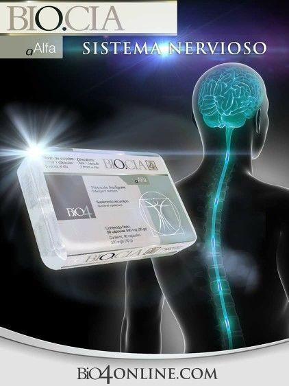 BIO.CIA (Sistema Nervioso Central Equilibrado) Actualmente, se ha observado que el origen de un gran porcentaje de las enfermedades es emocional. El estrés, la ansiedad, la angustia, y la depresión se ven reflejados en diversos problemas de salud, tales como la falta de sueño, el estreñimiento, la fatiga, falta de atención, los problemas de erección, entre otros. Estos males provocan un desajuste de sustancias como los neurotransmisores, pudiendo desencadenar en enfermedades terminales. LO…