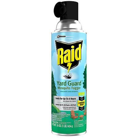 Raid Yard Guard Mosquito Fogger - 16 oz.