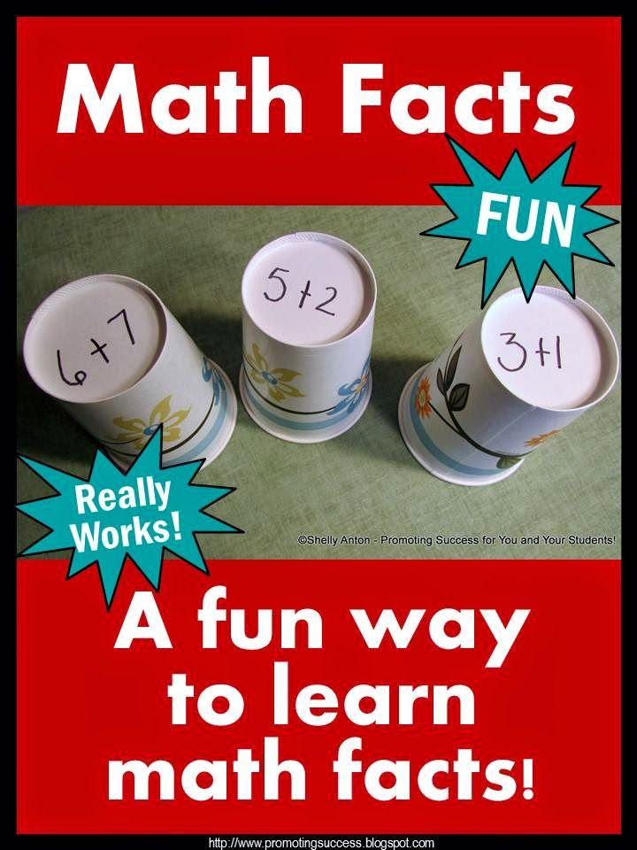 Tuesday Tips - How to Teach #Math Facts
