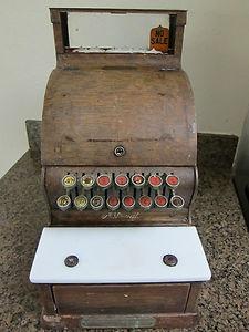 Vintage Soda Fountain | Antique Cash Register from Drug Store Soda Fountain | eBay
