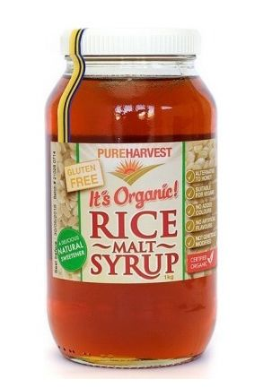 Rice Malt Syrup - Us FODMAPers don't have to miss out on honey anymore. I use this in my baking but most of all for breakfast on pancakes or toast with banana, cinamon and my lovely peanut butter recipe watch here: www.youtube.com/channel/UC7JgzhFh5Ec4_14QvJcgeOQ
