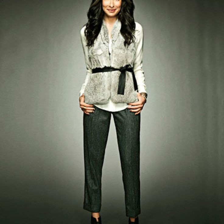 """Stacy London, cohost of TLC's super-successful What Not to Wear, now in its eighth season, wants to know if we're listening to our """"inner Stacy"""" when we ask if she will share her style story. For the record, we all have an """"inner Stacy,"""" a trusted friend who will tell us to walk away from the acid-wash denim and step toward the neat little pencil skirt that flatters every curve. Creative expression as a young girl developed into her lifelong passion and career. Stacy found her niche when…"""