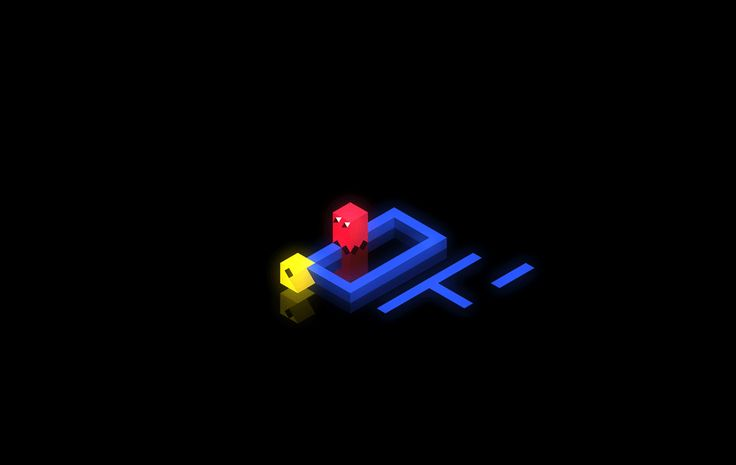 Pac-Man with an isometric 3D flavor, made with Hexels (WIP gif). http://polycount.com/discussion/170513/marmoset-presents-cubed-final-submissions#Comment_2458109