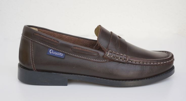 Quayside Brown Burnish Genuine Leather Handmade Slip on Shoe.   R 649. -  Code: QMM76039 Brown Burn. Handcrafted in Pietermaritzburg, South Africa. See online shopping for sizes. Shop online https://www.thewhatnotshoes.co.za/ Free delivery within South Africa.