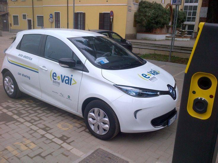 Car Sharing a Cesano Boscone