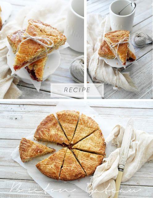 breton gateau (brittany butter cake)
