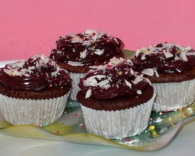 Chocolate Muffins- Muffins cu ciocolata