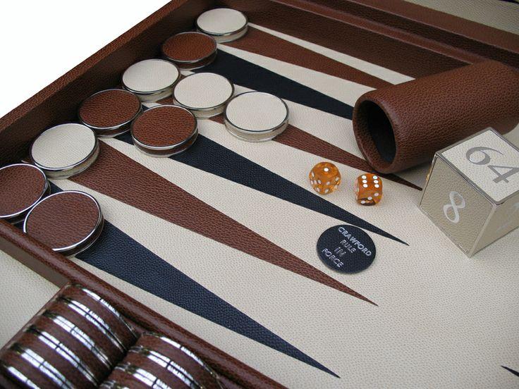 One of our bespoke backgammon combinations #Bespoke #Backgammon #Handmade #Attaché #Contemporary #Luxury