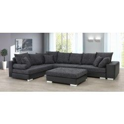 Rinconera xxl 5 plazas vale home pinterest for Sofa tres plazas chaise longue
