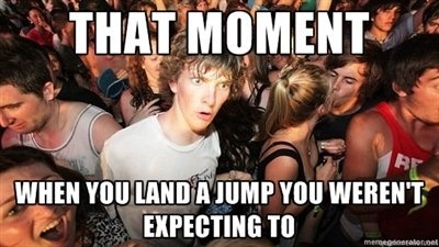 Lol! figure skating meme- happens to me all the time