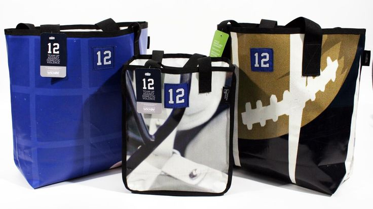 Marshawn Lynch and Earl Thomas in the bag? New Seahawks merchandise with a cause