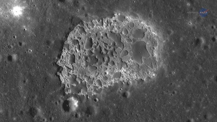 ScienceCasts Young Volcanoes on the Moon YouTube Nasa