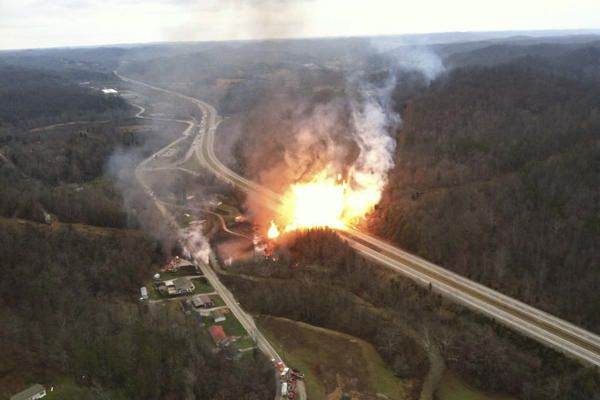 Gas Compressor Stations Don't Make Great Neighbors