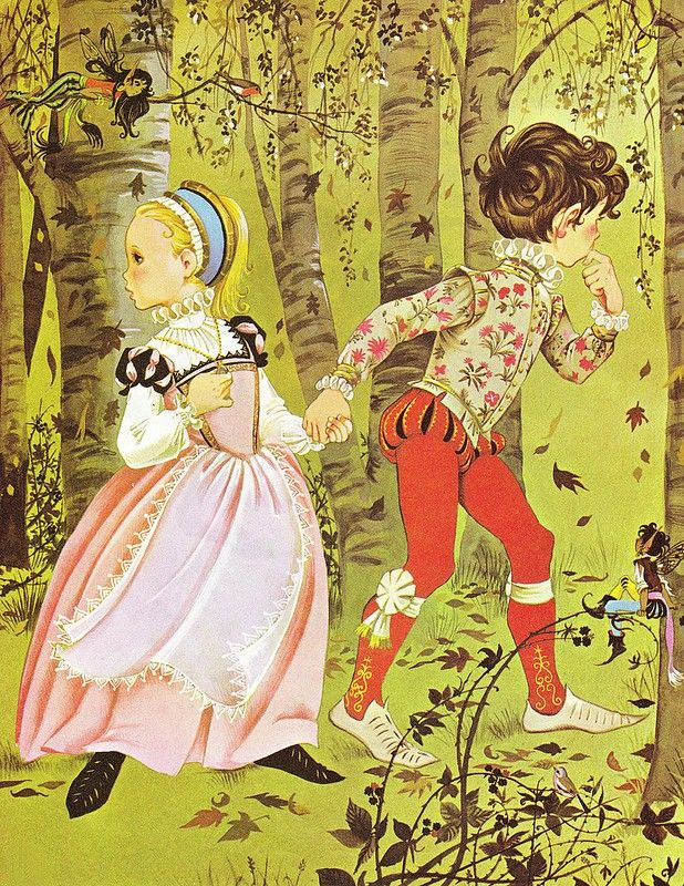 Dean's A Book of Fairy Tales by Janet and Anne Graham Johnstone, 1977
