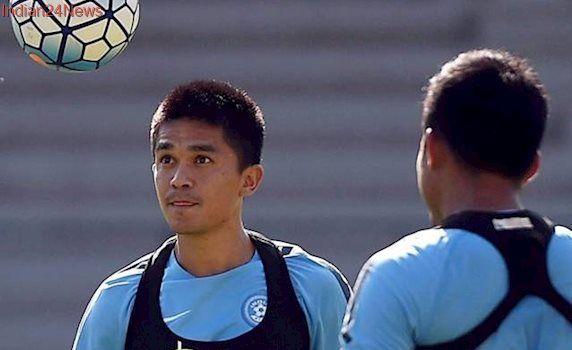 India 'desperate' to beat Kyrgyz Republic in AFC Asian Cup qualifier, says Sunil Chhetri