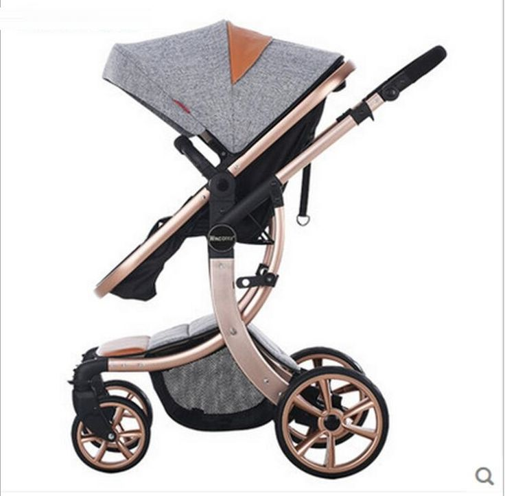 Found the stroller I want for Adeline! LOVE THIS!! <3   New luxury baby stroller 3 in 1 high landscape three dimensional four round baby stroller carts strollers can sleep can seat on Aliexpress.com | Alibaba Group