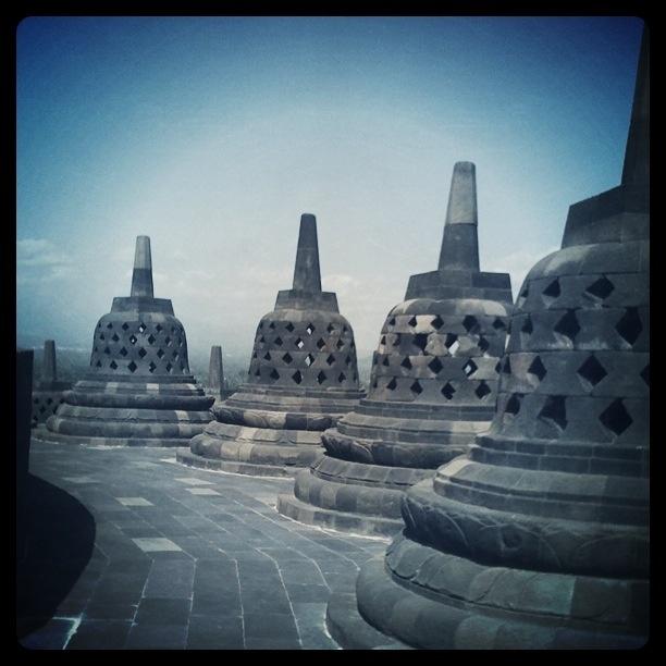 Borobudur Temple, Yogyakarta