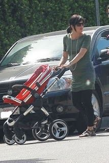 Selma Blair spotted with her iCandy