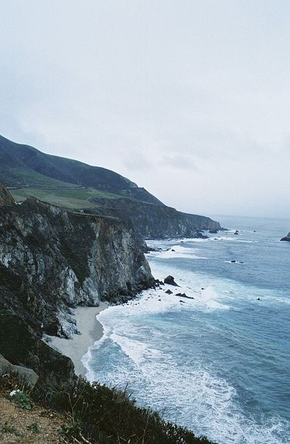California Coast, going there so soon!