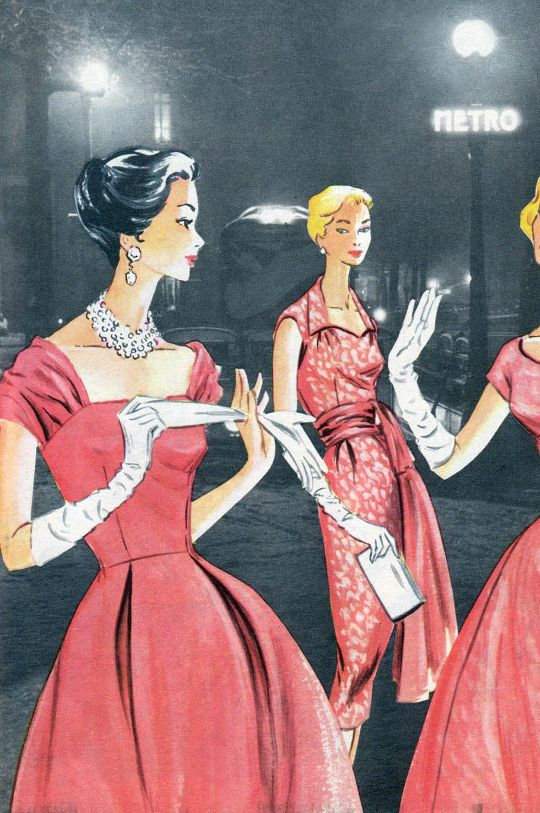 1950s trends for the fashion-forward female! http://sammydvintage.com/vintage-style/50s/50s-clothing/