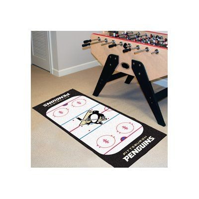 FANMATS NHL - Pittsburgh Penguins Rink Runner Doormat