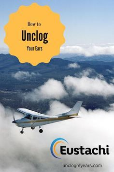 How to Relieve Ear Pressure: Eustachi    Ear pressure and pain can be caused by changes in altitude when you fly and on the ground. Eustachi, an easy-to-use eustachian tube exerciser, can help.