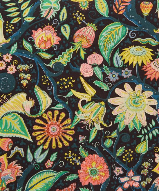Liberty Art Fabrics Tree of Eden A Tana Lawn Cotton