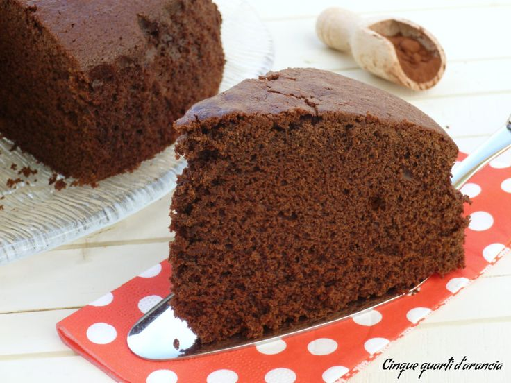 Latorta al cioccolato di Aliceè una buonissima torta al cioccolato, semplice da preparare che mi è stata suggerita dalla mia carissima amica Alice!! Io a