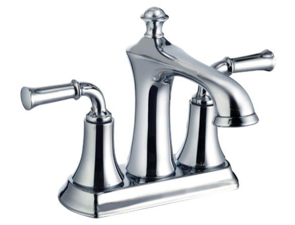 Les 25 meilleures id es concernant robinets de salle de for Robinet de salle de bain moen