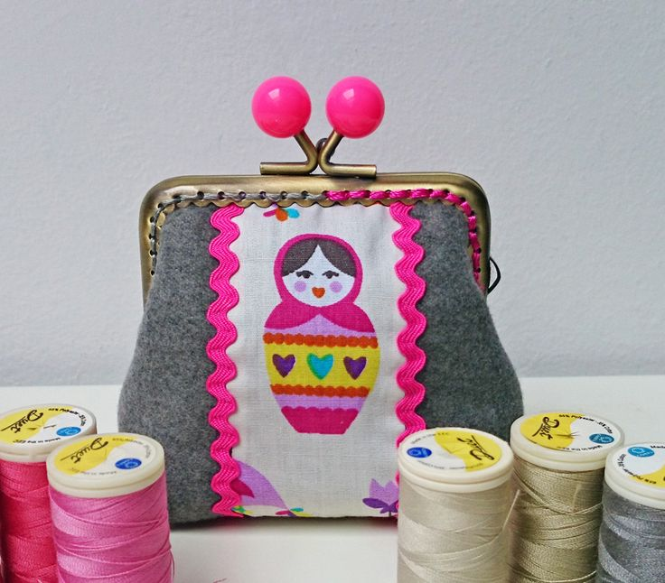 Matrioska purse