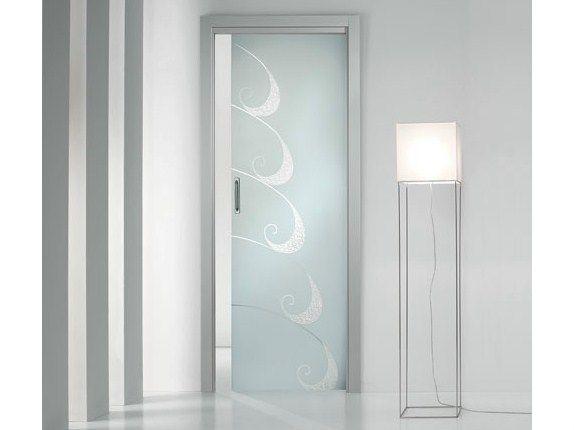 82 best les portes en verre design images on Pinterest Sliding