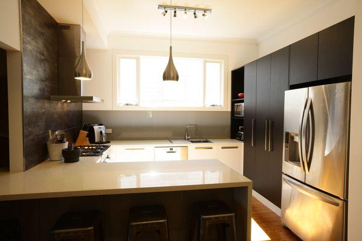 Designer Russell Henderson Yarraville Kitchen