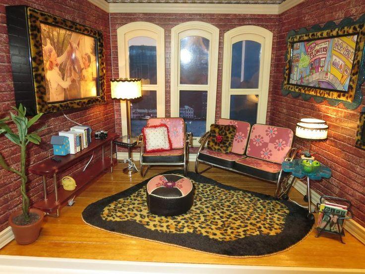 american ag mini illuma new york loft room w drawer